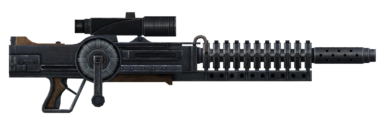 Fichier:FO3 Gauss rifle.png - Les Archives de Vault-tec